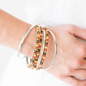 Jewelry - BANGLES BRACELET SET - 6 PCS